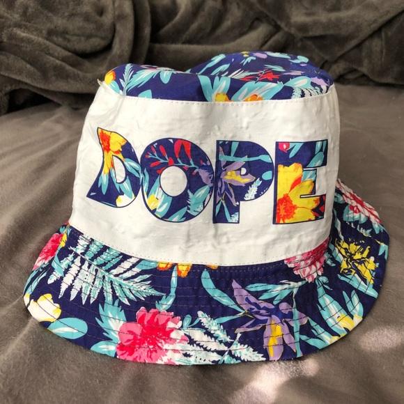 4bf63cd658c Accessories - DOPE Reversible Bucket Hat!